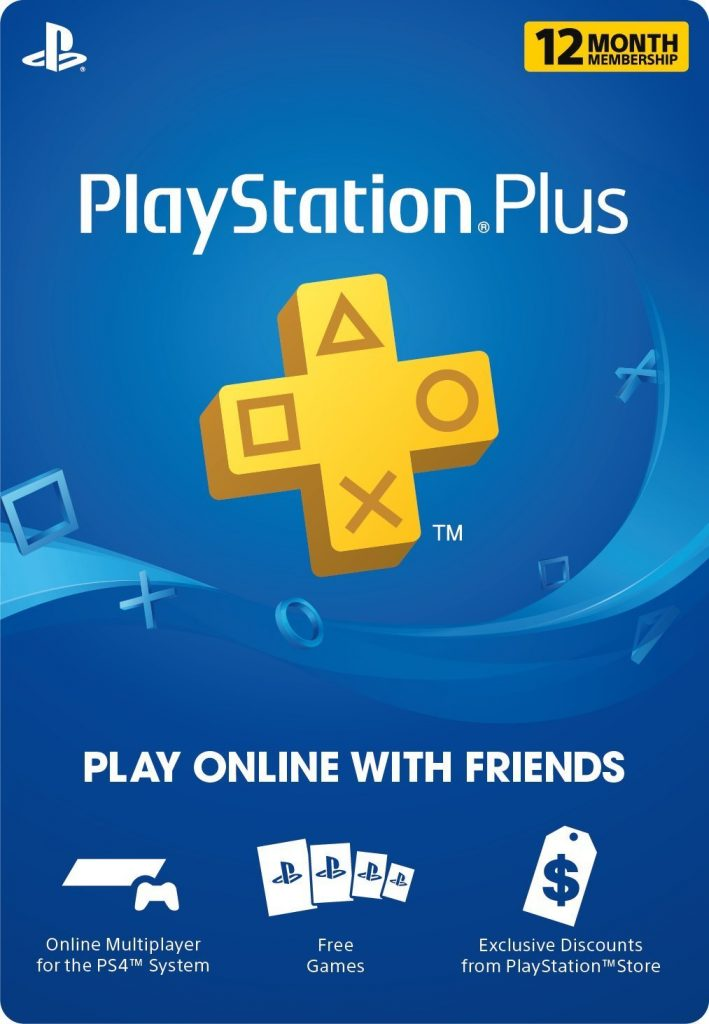 Free playstation Plus codes