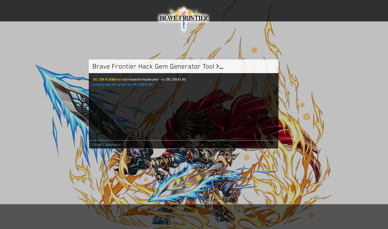brave frontier hacked